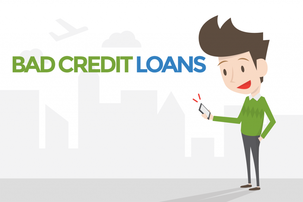 Ways to assure bad credit doesn't end up hurting your budget