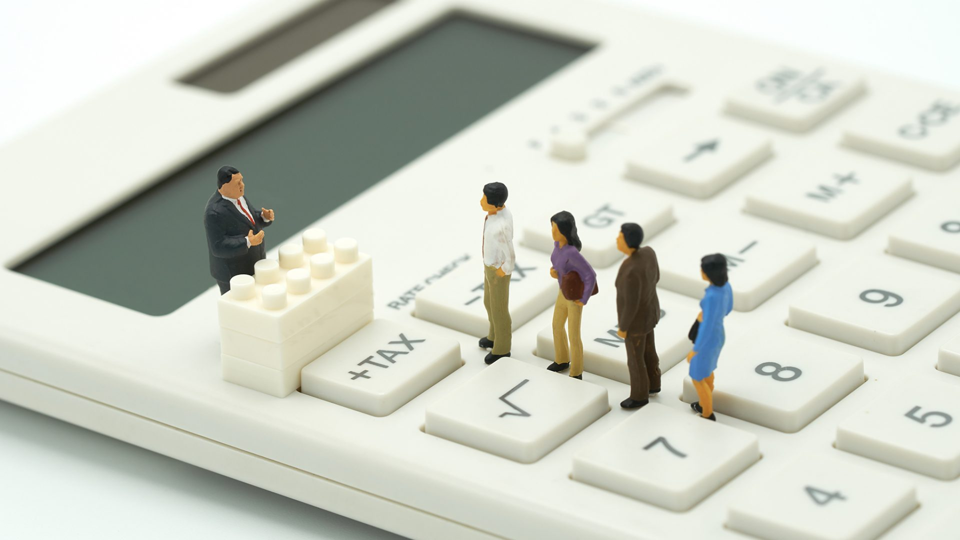 All Kinds of Activities for Taxation