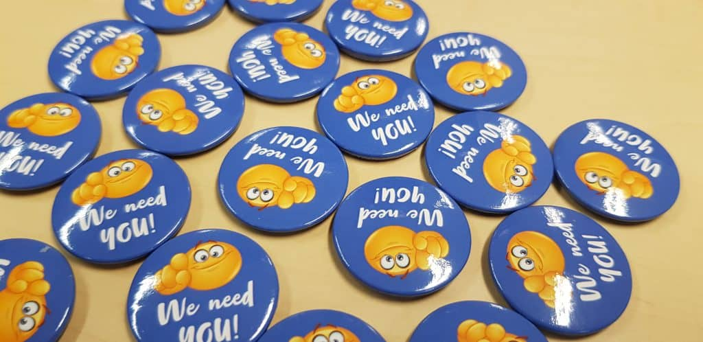 How To Make Your Collection Of Pin Badges Stand Out